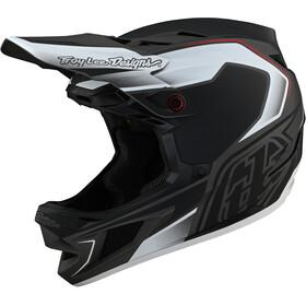 Troy Lee Designs D4 Composite Helmet exile black